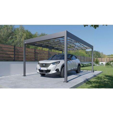 Carport Libeccio , Größe: B 326 x T 509 x H 234 cm