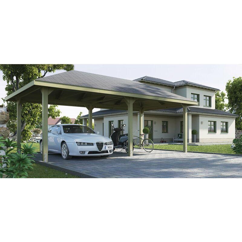 Carport premium - Weka