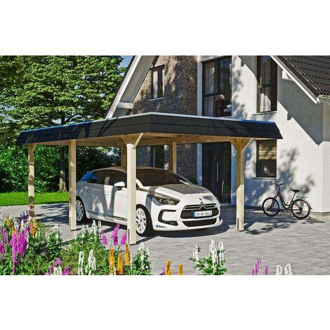 Carport Wendland 362 x 628 cm