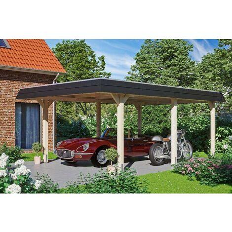 Carport Wendland 409 x 628 cm