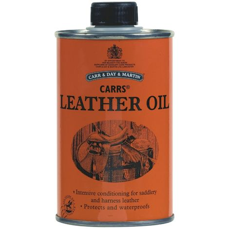 Carr & Day & Martin Carrs Liquid Leather Oil (300ml) (May Vary)