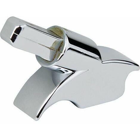 Carre pour poignée Jado mitigeur lavabo New Haven, chromé H960383AA