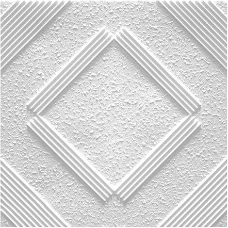 Carreaux plafond | EPS | formfest | Marbet | 50x50cm | Chicago