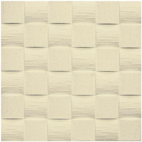 Carreaux plafond   EPS   rigide   Marbet   50x50cm   Len beige