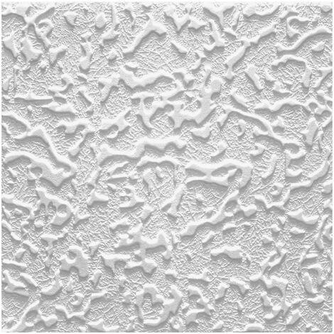 Carreaux plafond   EPS   rigide   Marbet   50x50cm   Pasat