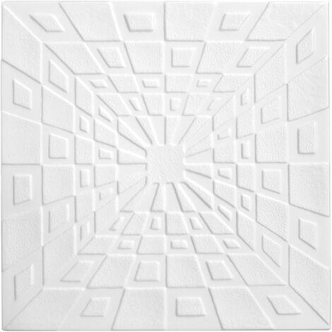 Carreaux plafond | XPS | formfest | Hexim | 50x50cm | No.26