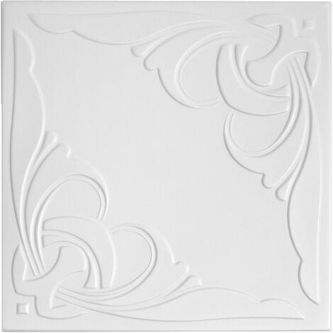 Carreaux plafond   XPS   formfest   Hexim   50x50cm   No.95