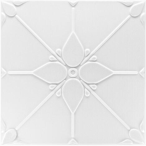 Carreaux plafond   XPS   formfest   Hexim   50x50cm   Nr.34