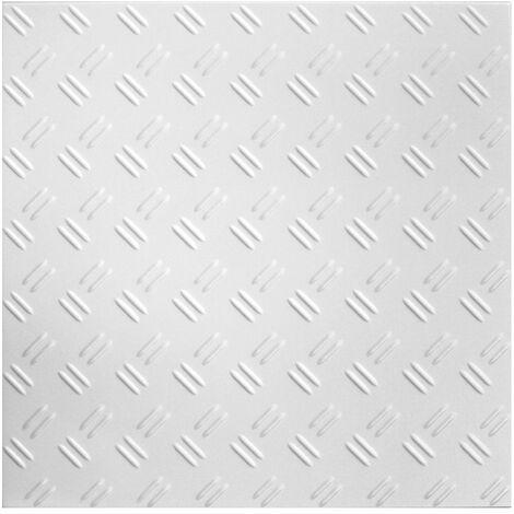 Carreaux plafond | XPS | formfest | Hexim | 50x50cm | Nr.58