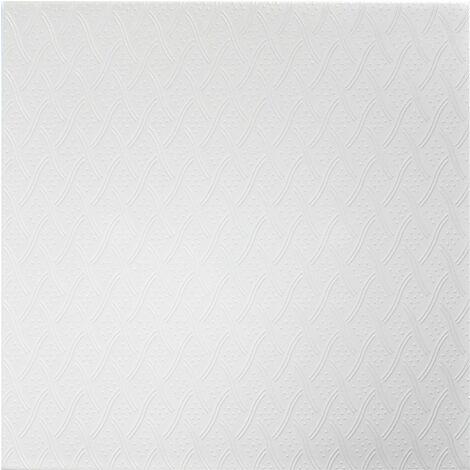 Carreaux plafond   XPS   rigide   Hexim   50x50cm   No.114