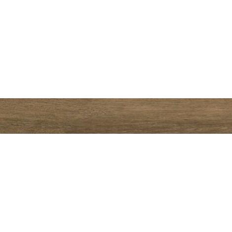 Carrelage aspect bois grand format PRATO MARRON 19,2x119,3- 0,916 m²