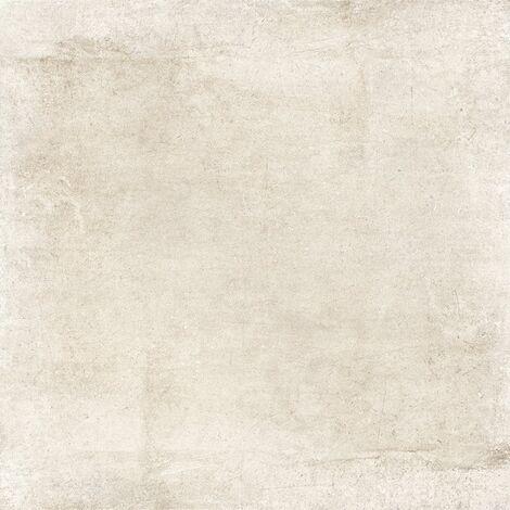 Carrelage blanc nuancé 20x20 cm - London BIANCO 20LD10 - 1.16 m²