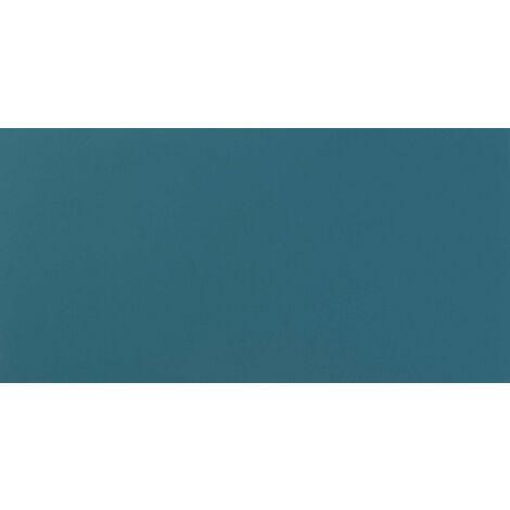 Carrelage Carina Royal Blue 80x40cm - vendu par lot de 1.28 m² - Bleu