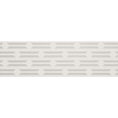 Carrelage faïence 29.75x99.5 - Rectifié - FABRIQUE GREY BEAT - Épaisseur : 0.74cm - 1.48m²
