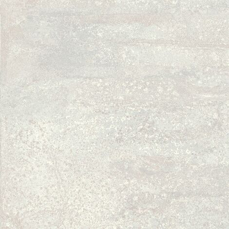 "main image of ""Carrelage grand format effet industriel RUST WHITE NATUREL 100X100 - Rectifié - 0.99m²"""