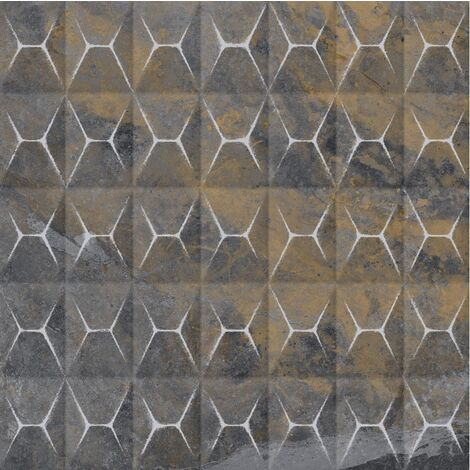 Carrelage grès cérame aux décors multiples aspect pierre LAIA LENAR MIX 29,3x29,3 - 0,94 m²