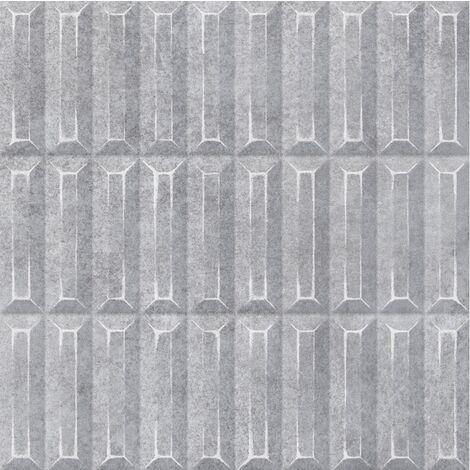 Carrelage grès cérame aux décors multiples aspect pierre LAIA LENAR NUBE 29,3x29,3 - 0,94 m²