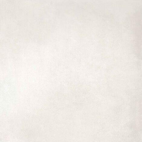 Carrelage grès cérame MEMPHIS BLANC 60x60 cm - 1.08m²