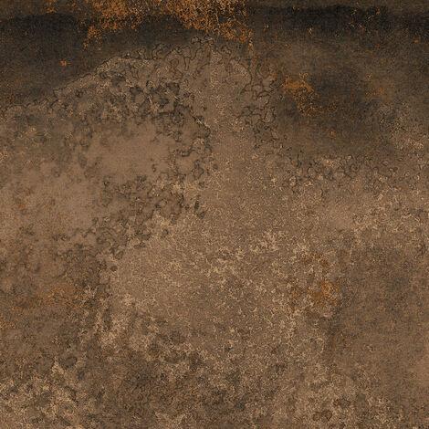 Carrelage grès céramerectifié aspect pierreYASSACALDERA 58,3X58,3- 1,02m²