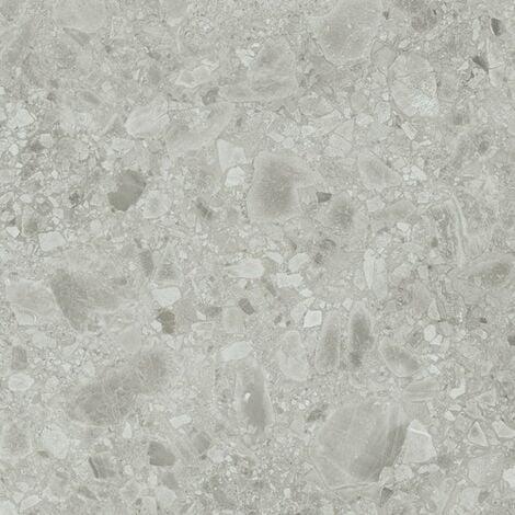 Carrelage gris imitation pierre rectifié 60x60cm HANNOVER STEEL R10 - 1.08m²