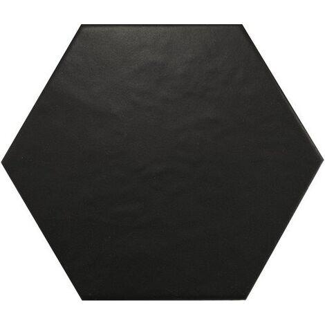 Carrelage hexagonal 17,5x20 Tomette design HEXATILE - 1m²
