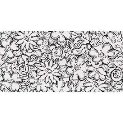 Carrelage imitation ciment 30x60 cm Quorum Collage Negro - 1.04m²