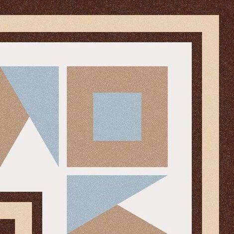 Carrelage imitation ciment bleu beige 20x20 cm 1900 FLORENTINA-3 - unité