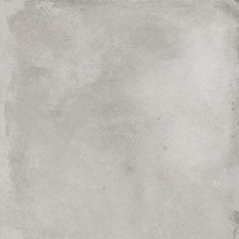 Carrelage imitation ciment gris 20x20cm URBAN SILVER 23526 - 1m²