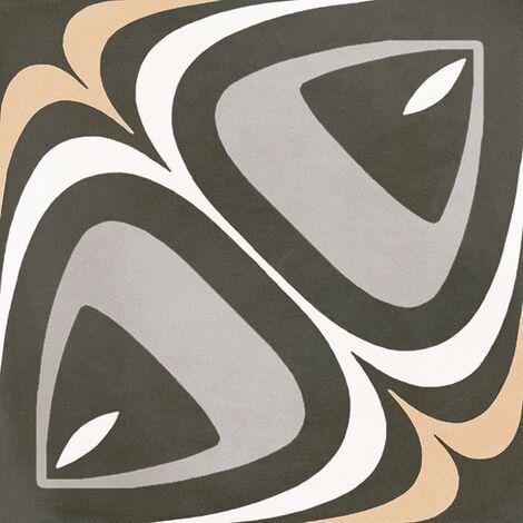 Carrelage imitation ciment MOUNTAIN VIEW 15x15 cm Rectifié - 1m²
