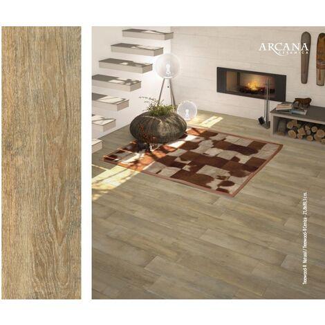 Carrelage imitation parquet Treewood Naturel 21.8x89.3 cm - 1.36m²