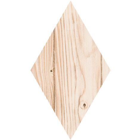 Carrelage losange imitation bois rect. 22x38cm ADAMANT FREMONT NATURAL - 0.504m²