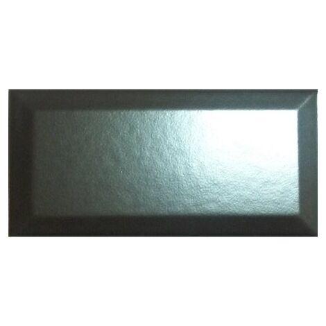 Carrelage Métro métal scarabée 7.5x15 cm - boite de 0,5m²