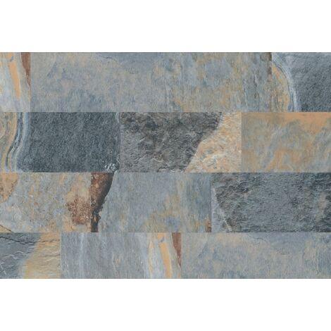 "main image of ""Carrelage piscine effet pierre naturelle OXFORD BALI GREEN 30x60 cm R9 - 1.26 m²"""