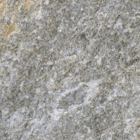 Carrelage piscine effet pierre naturelle QUARTZ SILVER 30.5x30.5 cm - 1.11m²
