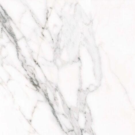Carrelage rectifié marbré 59.3x119.3 cm DONEY Blanco - 1.42m²