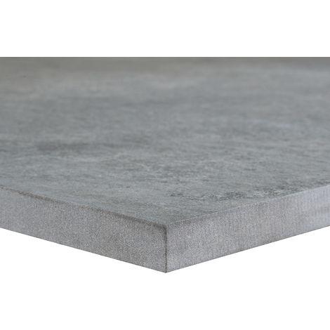 Carrelage sol exterieur pour terrasse - Gris Ardoise