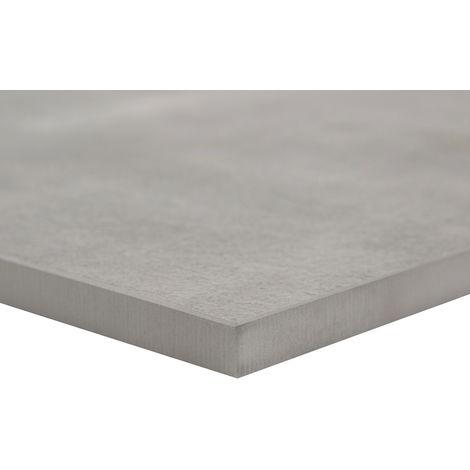 Carrelage sol exterieur pour terrasse - Gris Brut