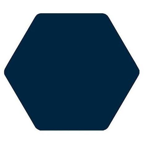Carrelage tomette bleu marine 25x29cm TOSCANA MARINO - 1m²