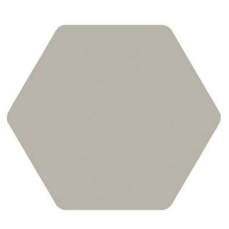 Carrelage tomette gris 25x29cm TOSCANA PERLA- 1m²