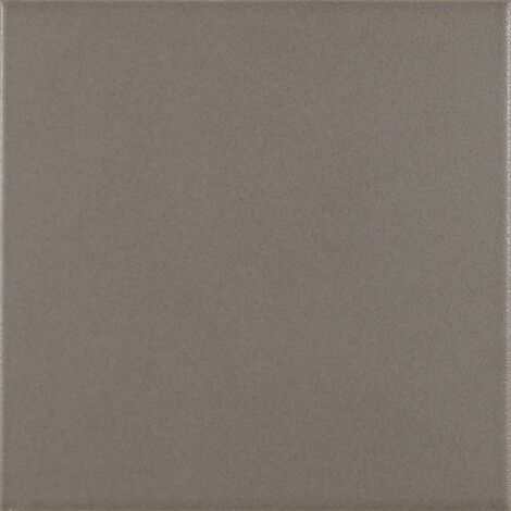 Carrelage uni 20x20 cm ANTIGUA BASE GRIS - 1m²