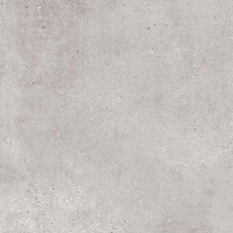 Carrelage uni gris 60x60 cm TORTONA gris - 1