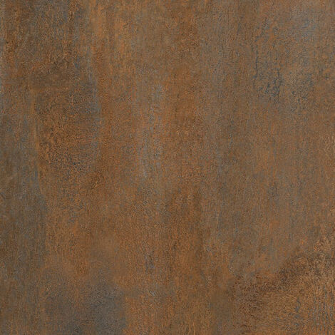 Carrelage Vela Copper 60x60cm - vendu par lot de 1.44 m² - Brun