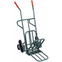 Carrello con 6 ruote portata 100/250 kg