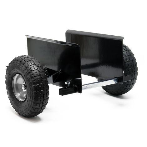 Carrello da trasporto trasloco carichi fino a 275kg 2 ruote carrello portacarichi