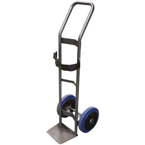Carrello elevatore 200 KG Carico cilindrico su ruote pneumatiche