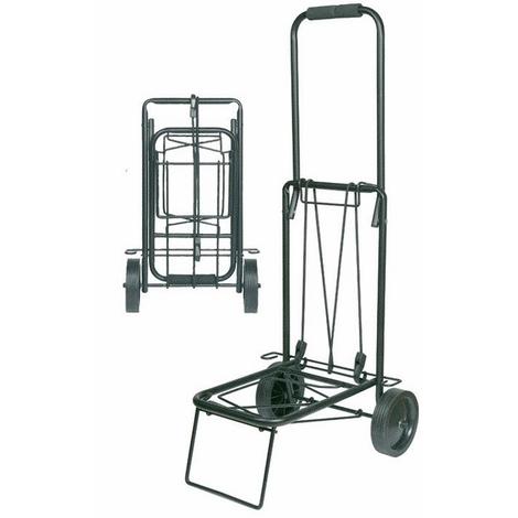 Carrello Pieghevole Portapacchi Per Bagagli Portata 45 kg Maurer