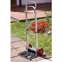 Carrello Porta Casse Richiudibile In Alluminio Ercolino 71Cm Massimo 90Kg