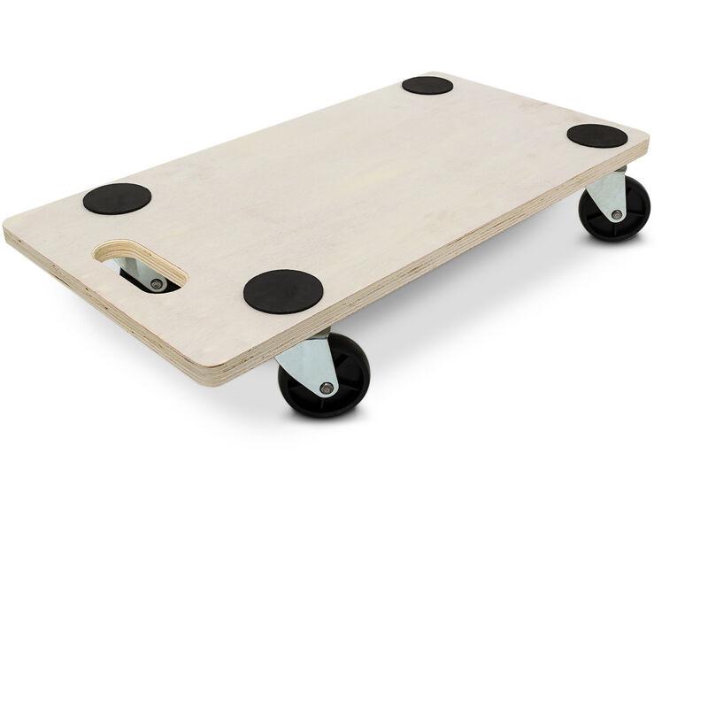 ruote di ricambio robuste ruote girevoli carrello di servizio supporto per sgabello M10 x 1 metrico Ruote girevoli per creeper da 2,5 cm circa 3//8