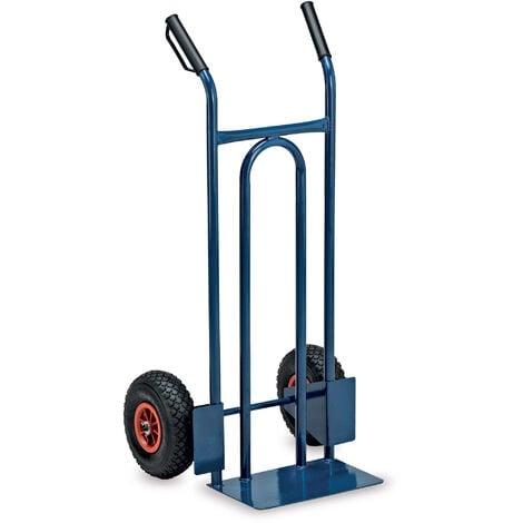 Carrello Portapacchi 200 Kg In Acciaio Fadi Blu