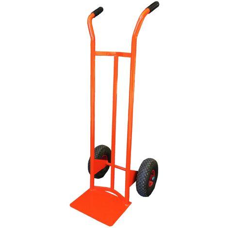 Carrello portapacchi ruote pneumatiche o ruote piene